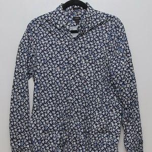 J. Crew Shirts - Jcrew Floral Pattern Button Down Shirt
